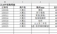 Excel获取不重复数据结果(二)